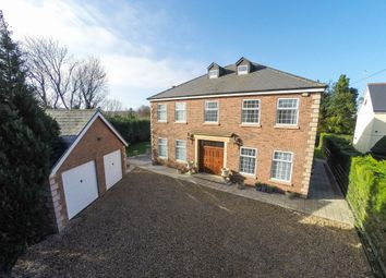 Thumbnail 4 bed detached house for sale in Ewenny Road, Ewenny, Bridgend