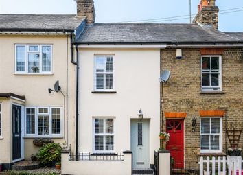 Thumbnail 2 bed terraced house for sale in Sussex Road, Warley, Brentwood