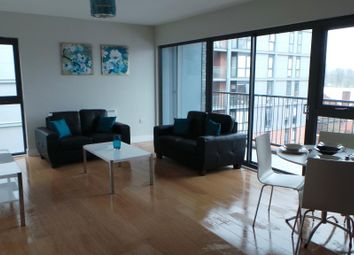Thumbnail 2 bed flat to rent in Canal Point, 1 New Union Street, Manchester, Greater Manchester
