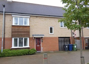 Thumbnail 3 bed property to rent in Foxglove Way, Cambridge