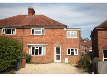 Thumbnail 6 bed semi-detached house to rent in Cardwell Crescent, Oxford