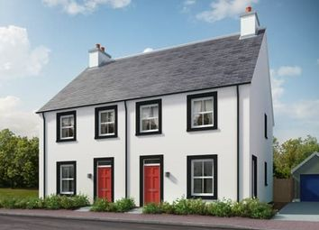Thumbnail 3 bed semi-detached house for sale in Dalcross, Inverness IV2, Inverness,