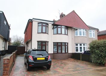 Thumbnail 5 bed semi-detached house for sale in Falconwood Avenue, Welling