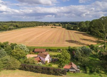 Thumbnail 4 bed detached house for sale in Nursery Road, Chedgrave, Norwich