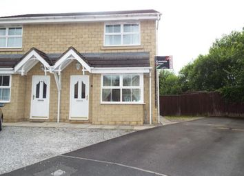 Thumbnail 3 bedroom semi-detached house for sale in Quakers View, Brierfield, Nelson, Lancashire