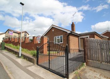 Thumbnail 2 bed detached bungalow for sale in Washfield Lane, Rotherham