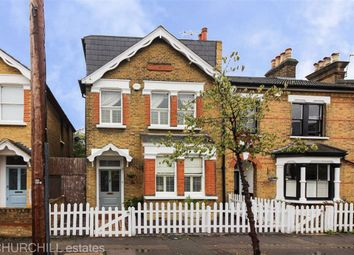 Thumbnail 4 bed semi-detached house for sale in Primrose Road, South Woodford, London