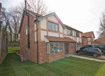 Thumbnail 4 bedroom detached house for sale in Cedar Close, Northiam
