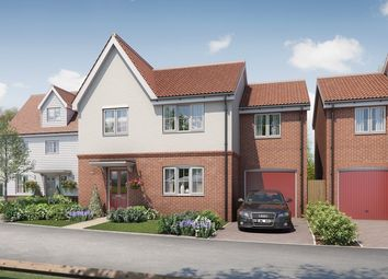 Thumbnail 4 bed detached house for sale in Five Oaks Lane, Chigwell, Essex