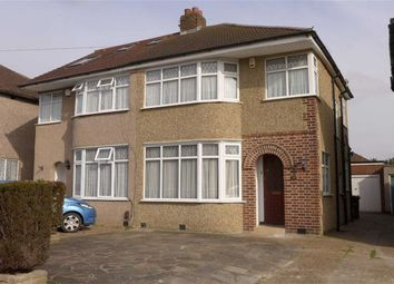 Thumbnail 3 bed semi-detached house for sale in Elgin Avenue, Harrow, Middlesex