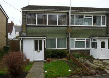 Thumbnail 2 bedroom end terrace house for sale in Orchard Park Close, Hungerford