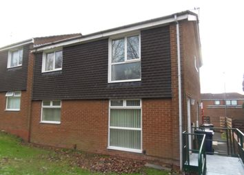 Thumbnail 2 bed flat to rent in Tudor Walk, Newcastle Upon Tyne