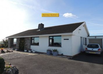 Thumbnail 3 bed detached bungalow for sale in School Hill, Mevagissey, St. Austell