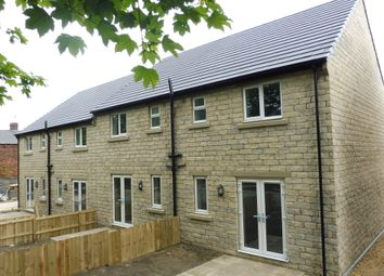 Thumbnail 3 bed end terrace house for sale in The Hollies, Hough Lane, Leeds
