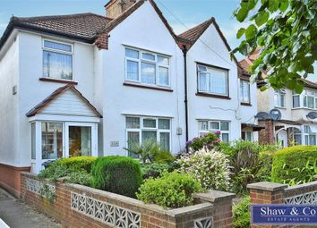 Thumbnail 3 bed semi-detached house for sale in Vicarage Farm Road, Hounslow, Middlesex