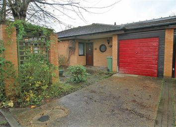 Thumbnail 1 bedroom semi-detached bungalow to rent in Chardacre, Two Mile Ash, Milton Keynes