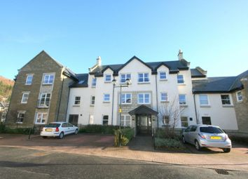 Thumbnail 2 bed flat for sale in Innerleithen Road, Peebles