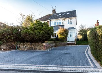 Thumbnail 4 bed semi-detached house for sale in Whitehill Lane, Gravesend, Kent