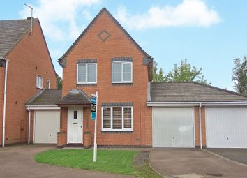 Thumbnail 3 bed detached house to rent in Kingfisher Road, Mountsorrel, Loughborough