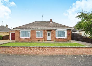 Thumbnail 3 bedroom detached bungalow for sale in The Chase, Leverington Road, Wisbech