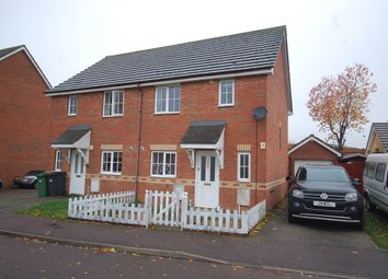 Thumbnail 3 bed semi-detached house to rent in Stanford Road, Thetford, Norfolk