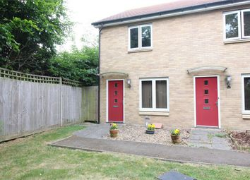 Thumbnail 2 bedroom end terrace house for sale in Beaton Crescent, Huntingdon