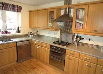 Thumbnail 3 bed terraced house for sale in Bluebell Close, Ramsey St. Marys, Huntingdon