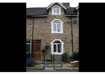 Thumbnail 3 bed terraced house to rent in Hogshaw Villas Road, Buxton