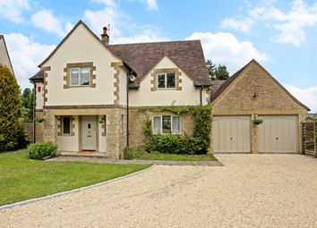 Thumbnail 4 bed detached house to rent in Shepherds Well, Rodborough Common, Stroud