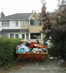 Thumbnail 3 bed terraced house for sale in Burney Lane, Ward End, Birmingham, West Midlands