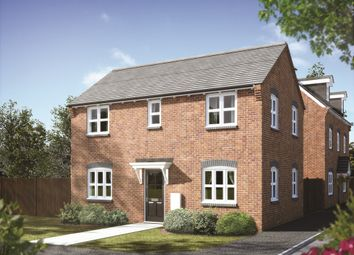 Thumbnail 3 bed detached house for sale in Stretton Park, Stretton, Burton-On-Trent