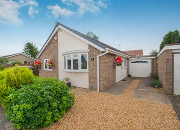 Thumbnail 3 bed detached bungalow for sale in Newlands Road, Whittlesey, Peterborough