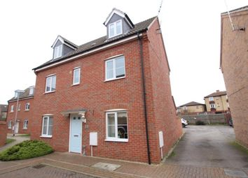Thumbnail 4 bedroom detached house for sale in Cottier Drive, Littleport, Ely