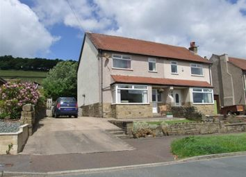Thumbnail 3 bed semi-detached house for sale in Holme Road, Warley, Halifax