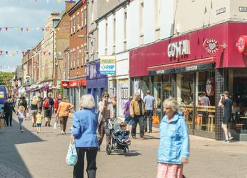 Thumbnail Retail premises for sale in Market Street, Loughborough