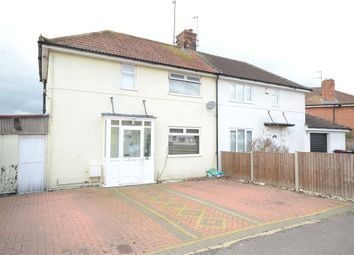 3 bed semi-detached house for sale in Brixham Road, Reading, Berkshire RG2