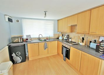 Thumbnail 1 bed flat to rent in Mossgate, Western Park, Leicester