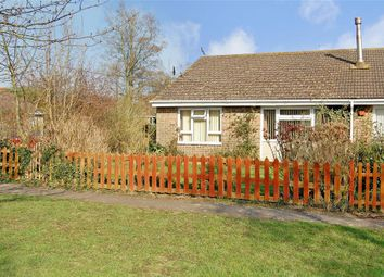 Thumbnail 2 bed semi-detached bungalow for sale in The Green, Burmarsh, Kent