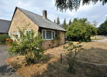 Thumbnail 2 bed semi-detached bungalow to rent in Jubilee Bungalows, Shingay Cum Wendy, Royston