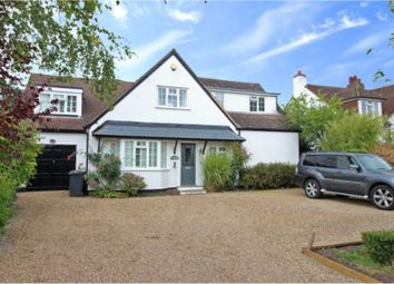 Thumbnail 4 bed detached house to rent in Surrey Gardens, Effingham, Leatherhead