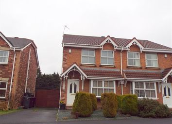 Thumbnail 3 bed property for sale in Farington Gate, Leyland