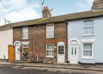 Thumbnail 2 bed terraced house for sale in Bridge Cottages, Barrow Green, Teynham, Sittingbourne