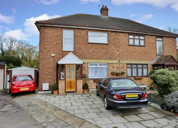 Thumbnail 3 bed semi-detached house for sale in Park Drive, London