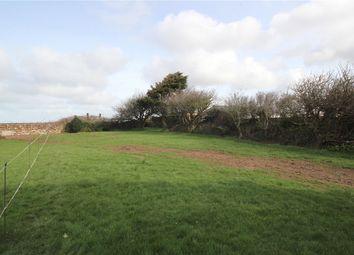 Thumbnail Land for sale in Buckshead, St Agnes, Cornwall