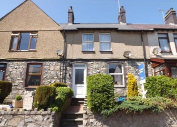 Thumbnail 2 bed terraced house for sale in New Cottages, Trefor, Gwynedd