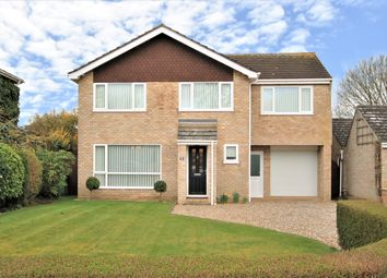 Thumbnail 5 bed detached house for sale in Wilkinson Way, North Walsham