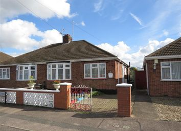 Thumbnail 2 bed semi-detached bungalow for sale in Oxford Street, Finedon, Wellingborough