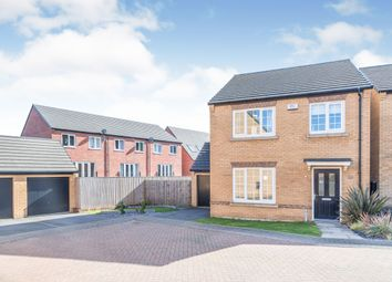 Thumbnail 4 bed detached house for sale in Daisy Drive, Barnsley