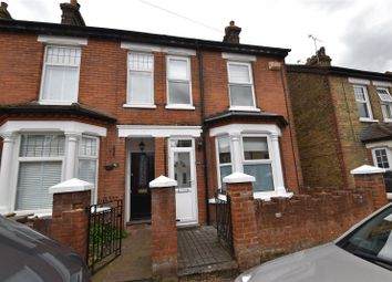 Thumbnail 3 bed semi-detached house for sale in New Road, South Darenth, Dartford