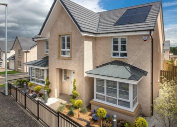 "Thumbnail 4 bed detached house for sale in ""Edinburgh"" at Auchinleck Road, Glasgow"